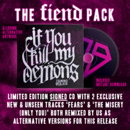 The Fiend Pack 001